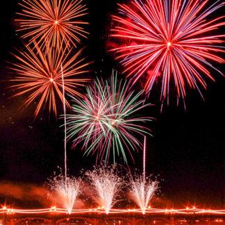Tempe Town Lake Celebration