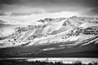 Steens Mountain in Winter