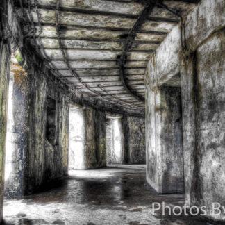 Inside Battery Russell