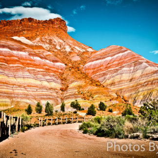 Paria Canyon Movie Site