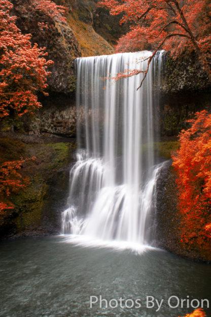 Upper North Silver Falls