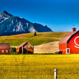 Wallowa Farm