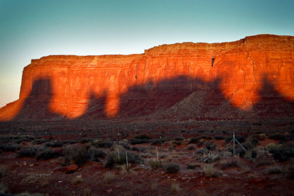 Monument Valley Silhouettes