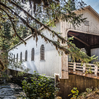Belknap Covered Bridge