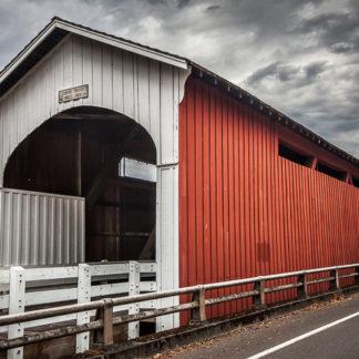 Currin Covered Bridge