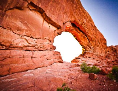 Nrth Window Arch