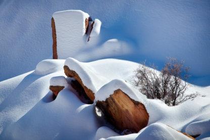 Burr Trail Snow